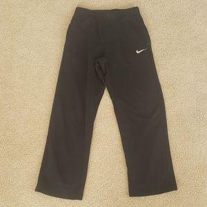 Boys medium nike sweat pants